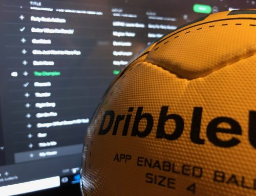 Dribble Up Soccer Playlist