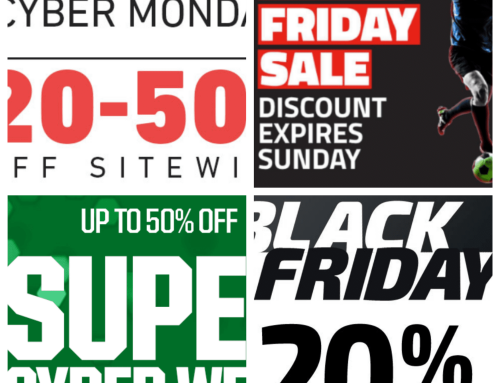 Black Friday Soccer Deals