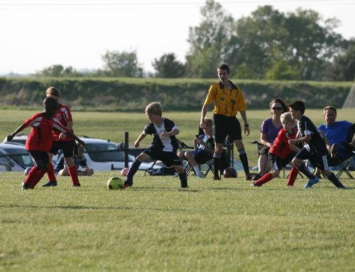 Competitive Soccer Guide for Young Players & Parents